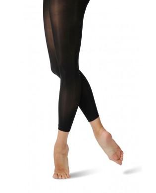 Collant de Danse sans pied Noir