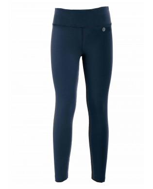 Woman Organic Cotton Sport Legging Dark blue