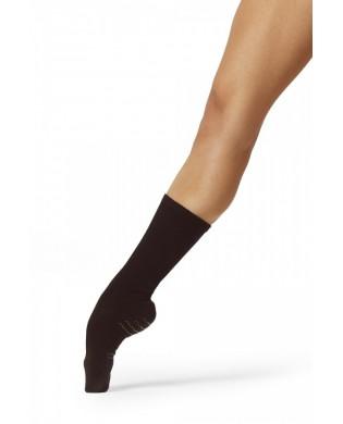 Chaussettes Danse BLOCHSOX™ noir