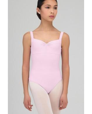Galate Dance Leotard for Girl light pink