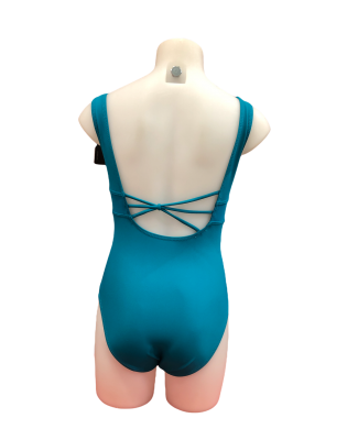 J6 Lilimay Leotard for girls in Mint - Menthe