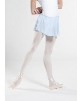 Mädchen Ballett Rock Himmelblau