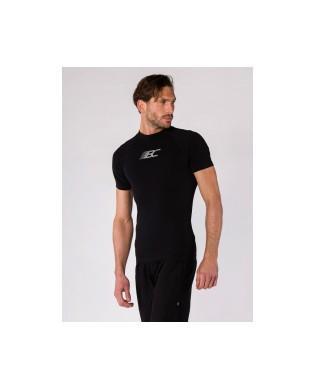 T-Shirt Musculation & Fitness Homme Douglas Noir