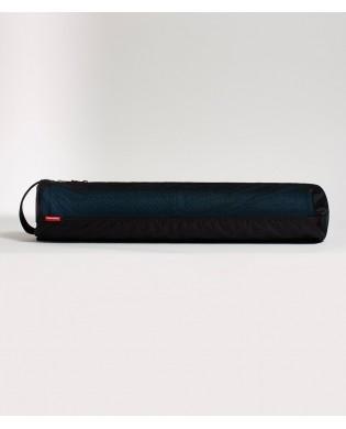 Sac filet pour transport de Tapis de Yoga Noir