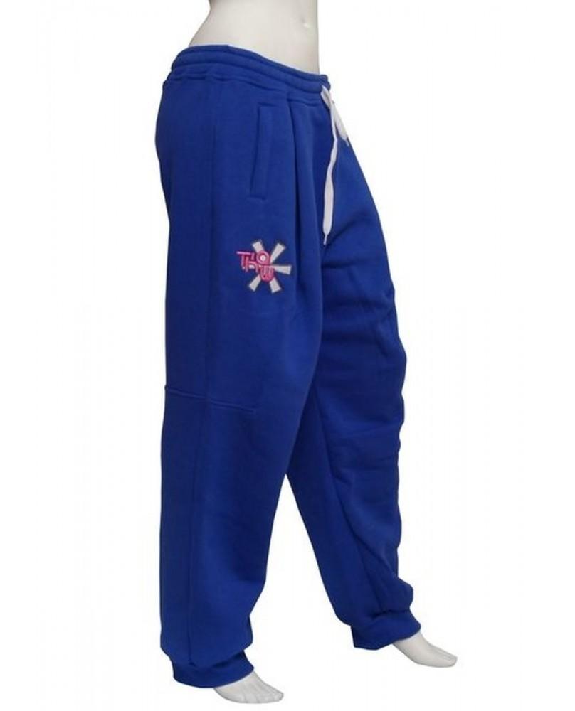 Jogging Hip Hop Unisexe - Bleu Royal