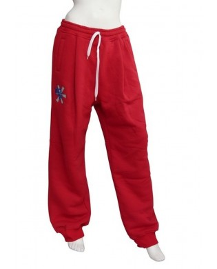 Jogging Hip Hop Homme Mixte - Rouge