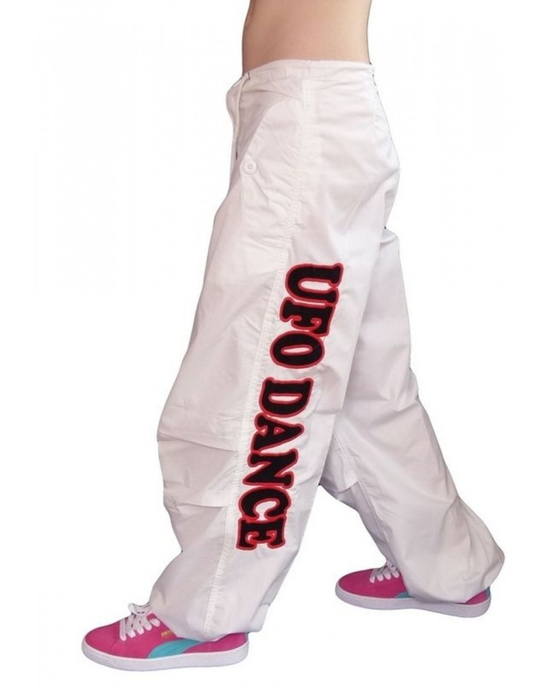 Pantalon Danse Homme & Femme Blanc