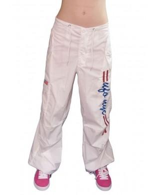Pantalon Sport Homme & Femme Blanc