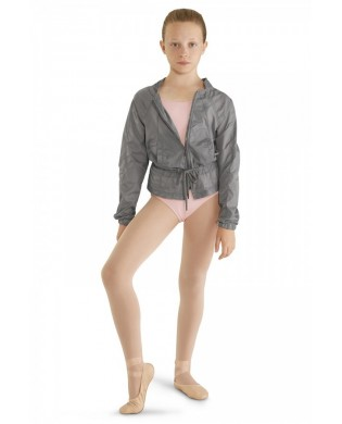 Grey Dance and Gym Child Jacket