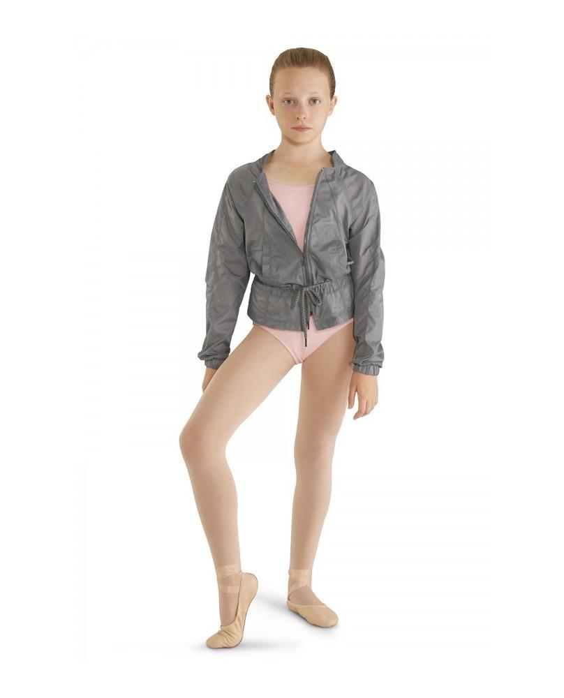 Veste Danse & Gym Enfant Enfant Gris