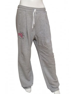 Jogging Hip Hop Homme Mixte - Gris
