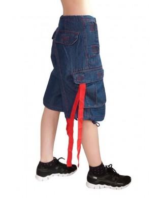 Bermuda Sport Enfant Jean