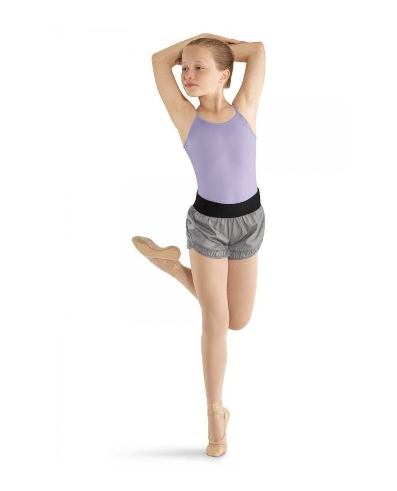 Short Danse & Gym Enfant Gris