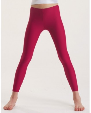 Collant Legging Enfant Temps Danse Rose