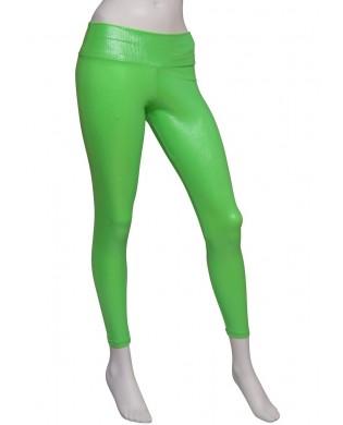 Leggings Glow Green