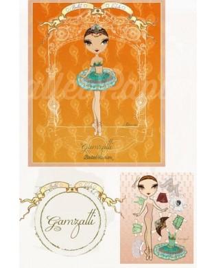 Carnet de Notes Danse Gamzatti