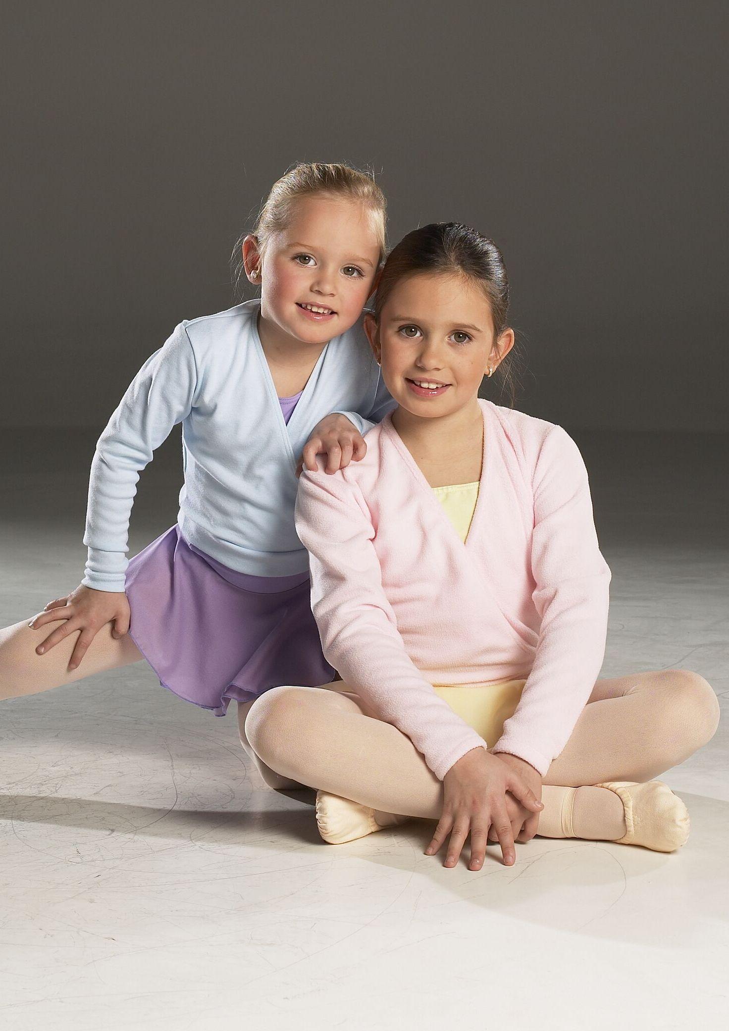 Girls Ballet Dance Warm-Up Items